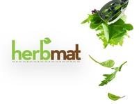 Herbmat - Logo design