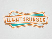 Whataburger Rebrand