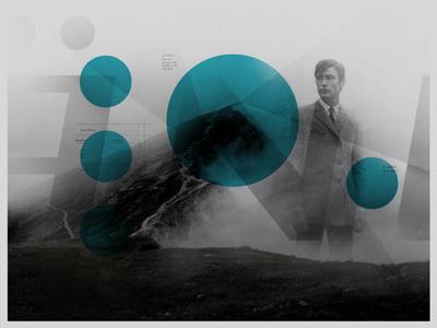 Änderlu poster #1 poster modern modernism logotype typography 1964 swiss swiss style