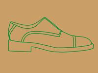 Shoe Dribble