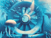EDF poster