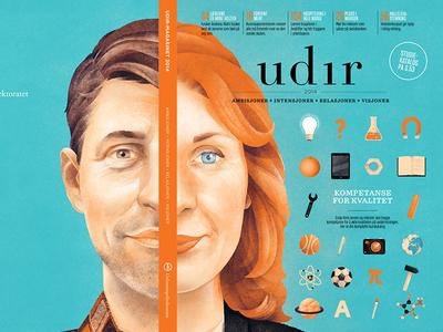 Udir magazine cover
