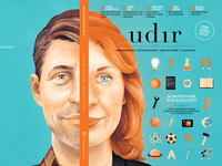 Udir magazine cover