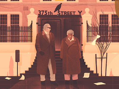 The Royal Tenenbaums illustration poster print we anderson tenenbaums texture tribute