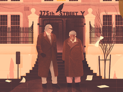 The Royal Tenenbaums illustration poster print we anderson tenenbaums texture tribute