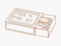 Your Mini Fire Kit