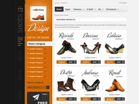 Collection - eshop Joomla Template