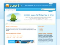 Travelin - Joomla Template travel holidays trip bonusthemes joomla template joomla templates