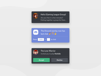 Discord / Tags / gaming | Dribbble