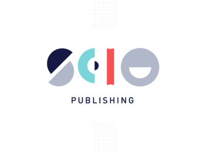 Logo Concept colors fun letters block geometric identity logo branding