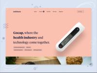 Health App Case Study healthcare ios android sdk design ux ui