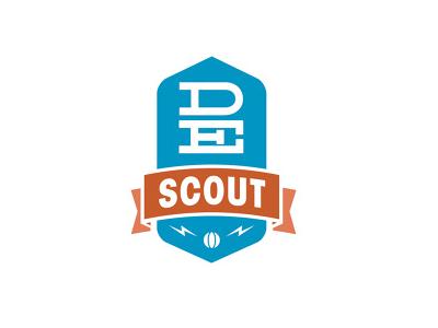 DE scout logo