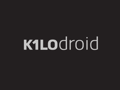 Kilodroid logo android