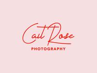 Cait Rose Photography Logo