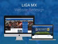 Mexican League Web Redesign