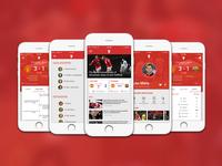 Manchester United App