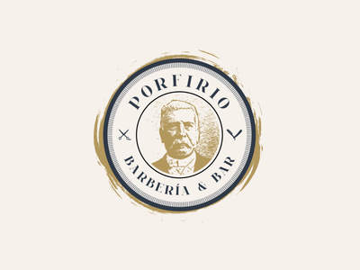 Porfirio Barbershop & Bar beard hair retro bar barbershop barber