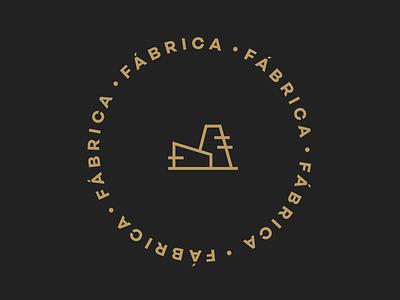 Fabrica Branding logo branding architecture architect