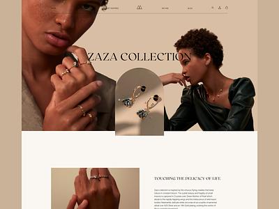 PDPAOLA lookbook elegant design lookbook design minimal ecommerce design ecommrce eshop uxuidesign