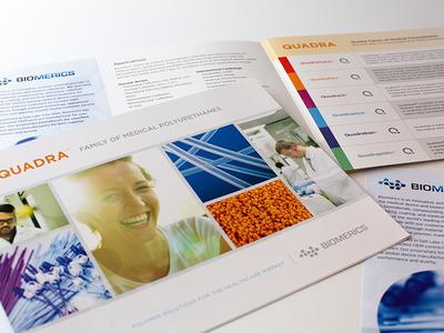 Biomerics Quadra Line Brochure