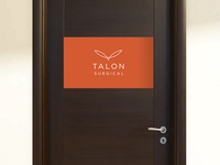 Talon Surgical Signage