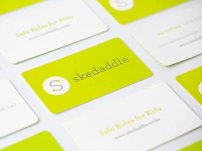 Skedaddle Business Cards