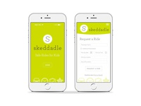 Skedaddle Ride Service for Kids