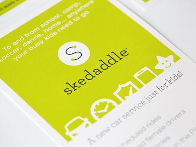 Skedaddle Flyer