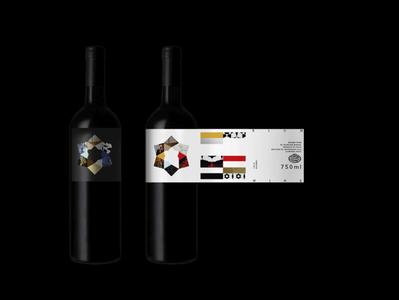 Blum label brand identity typography logo branding design