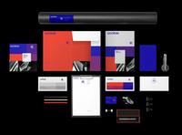 Quorum logo brand design illustration brand identity typography branding design