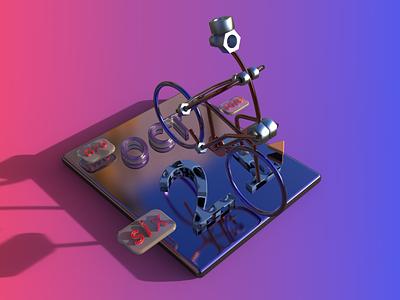 20201021 3D Test design ui ux practice