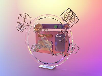 20201025 3D Test design ui ux practice