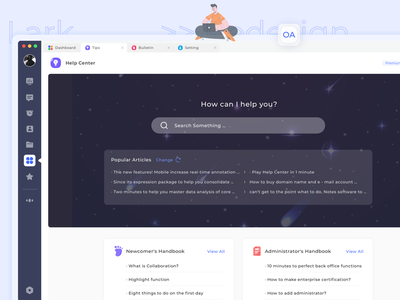 20210525 OA System Redesign ui practice ux