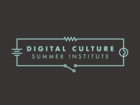 ASU AME Digital Culture Summer Institute Logo