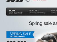 Blank Buick