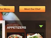 Mmmmhh... Appetizers