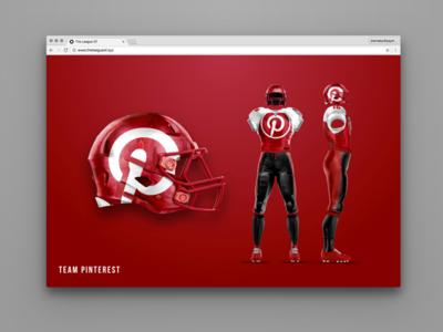 TheLeagueOf.xyz — Uniforms for teams that will never exist foosball mother fucker. sports facebook google helmet twitter social concept uniform football