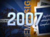 2007 - First Online Portfolio