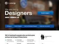 Hiring Designers!