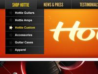 New Header Color Scheme & Nav