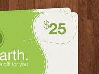 ...arth. Gift Card