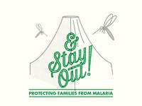 Beating malaria one net at a time (part 2).