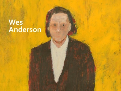 Wes Anderson poster film poster portrait acrylic acrylicpainting wes anderson poster cinema illustration
