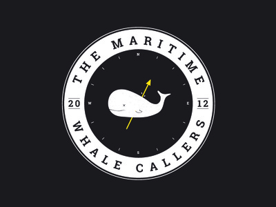 The Maritime Whale Callers   Badge