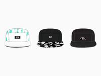 2015 Spring/Summer Tilt Camper 5panels Hats