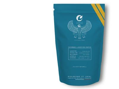 jaune   GAMME POUCH   BAT 16 9 brand identity brand design product design illustration branding logo design