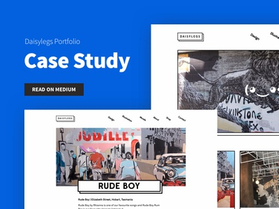Daisylegs Website | Case Study