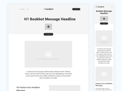 Bookbot   Landing Page Iteration 2