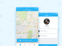 Dog Walking App | UI Redesign