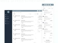 Events Screen